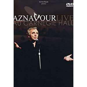 Aznavour Live Au Carnegie Hall movie