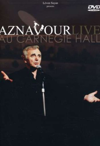 Live Au Carnegie Hall [DVD] [Region 1] [US Import] [NTSC]