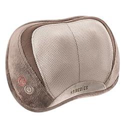 Homedics 3-d Shiatsu Vibration Massage Pillow with Heat