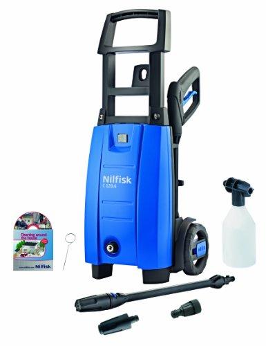 Nilfisk C120 6-6 X-Tra Pressure Washer