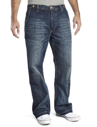 Timberland Franklin Workwear Straight Men's Jeans Blue W31 INxL34 IN