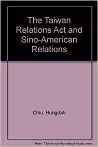 the sino american relationship essay