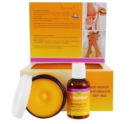 Mambino Organics Anti-Stretch & Rebound Skin Duo by Mambino Organics