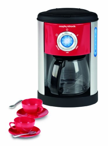 casdon-morphy-richards-coffee-maker-and-cups