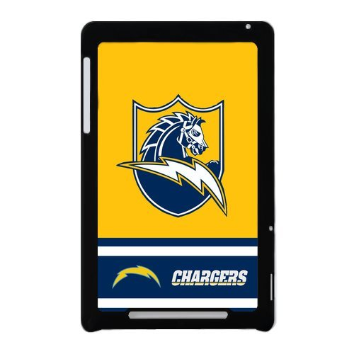 Mmhdiy Diy New San Diego Chargers Yellow Case Cover For Google Nexus 7