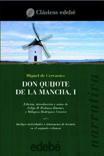 Don Quijote de la mancha / Don Quixote (Clasicos Edebe / Edebe Classics) (Spanish Edition)