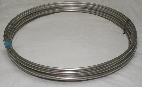 316/316L SS Tubing Coil - 1/2