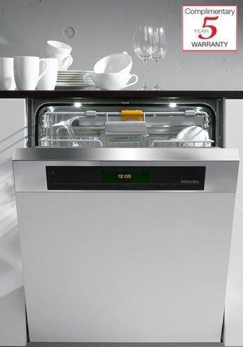Miele Futura Diamond Series G5915SCi. Most Silent (Q5) , Unfinished/Requires Custom Panel