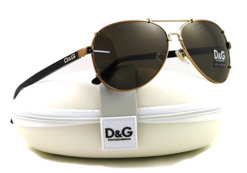 D&amp;g Dolce&amp;gabbana D&amp;g Sunglasses Dd 6047 Bronze 247/73 Picture