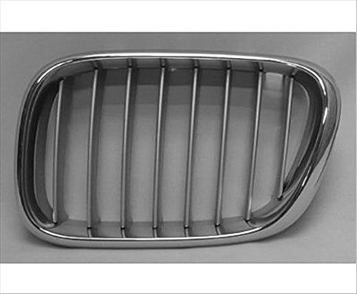 OE Replacement BMW X5 Driver Side Grille Assembly (Partslink Number BM1200154) (2001 Bmw X5 Grille compare prices)