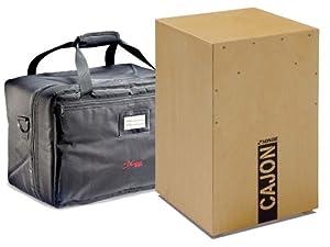 Sonor CAJ ST Cajon mit Bambus + Deluxe Bag Tasche