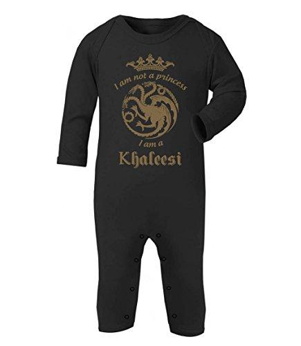 i-am-not-a-princess-i-am-a-khaleesi-fan-motiv-gold-baby-strampler-strampelanzug-6m-schwarz
