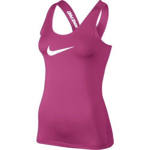 Nike Pro Tank - Camiseta de tirantes para mujer