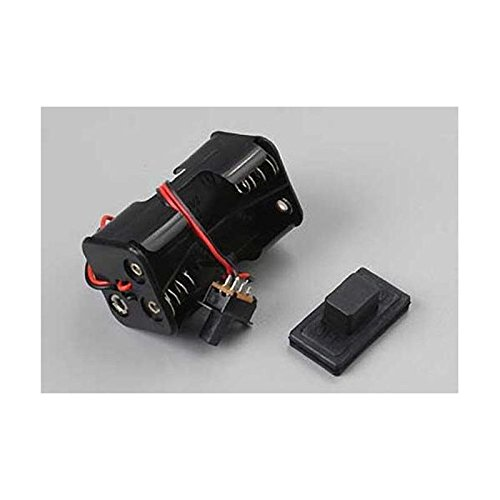 Traxxas 1523 Battery Holder, Switch and Cover for Villain