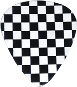 Ska Checks Logo Guitar Pick