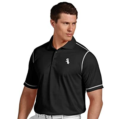 MLB Chicago White Sox Men's Icon Desert Dry Xtra Lite Polo