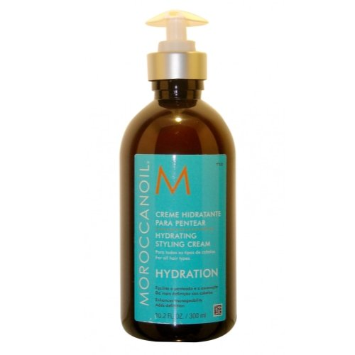 MoroccanOil Hydrating Styling Cream, 10.2-Ounce Bottle