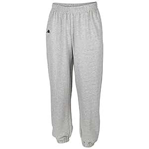 Kappa Brüssel Pantalon de survêtement Homme gris melange M