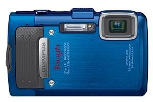 Olympus TG-835 Tough Camera - Blue (16MP, 5x Zoom) 3 inch LCD