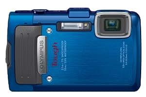 """Olympus TG-835 Appareil photo numérique compact Etanche Ecran 3"""" 16 Mpix Zoom optique 5x Bleu"""