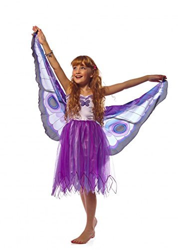 Douglas Toys Childrens' Pink Monarch Butterfly Dreamy Dress-up Costume-small
