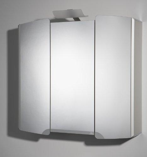 Jokey Spiegelschrank TriALU aluminium
