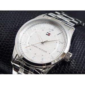Tommy Hilfiger Bracelet Silver Dial Women's watch #1781048