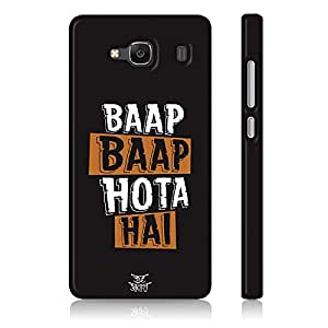 Be Awara Baap Baap Hota Hai Back Case for Xiaomi Redmi 2S