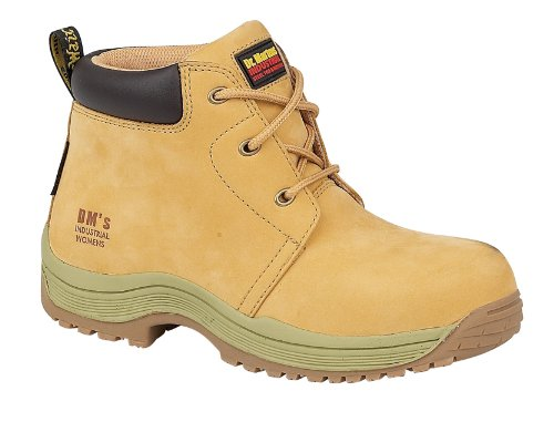 Shoes   Accessories  Dr. Martens 0028 Honey Womens Safety Boots with ... 8f8a6e1934