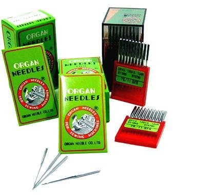 Best Price Brother 100-piece 75/11 Embroidery Needles Sewing Machine Organ Embroidery Machine