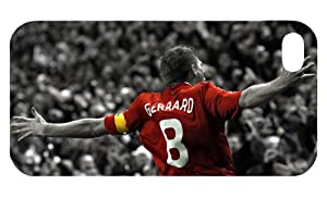 IPOD Touch 5th Generation White Steven Gerrard Celebration iPod case Free Next Day Delivery from Productsave