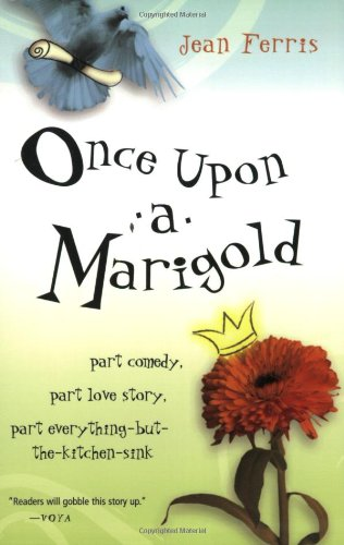 Cover of Once Upon a Marigold