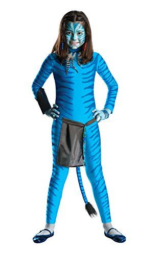 Avatar Child's Costume, Neytiri  Costume, Medium