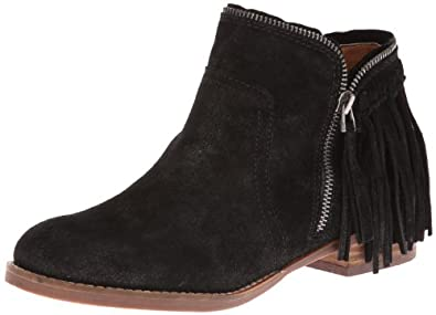 DV by Dolce Vita Women's Fisher Boot,Black,6 M US