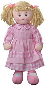 Play n Pets PNP-3382-10 Soft Doll 60cm (Large)