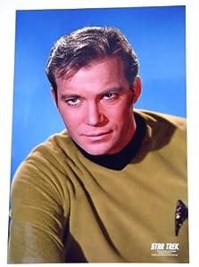 Star Trek OS James T. Kirk William Shatner in Uniform 10 x 15 Poster Photo