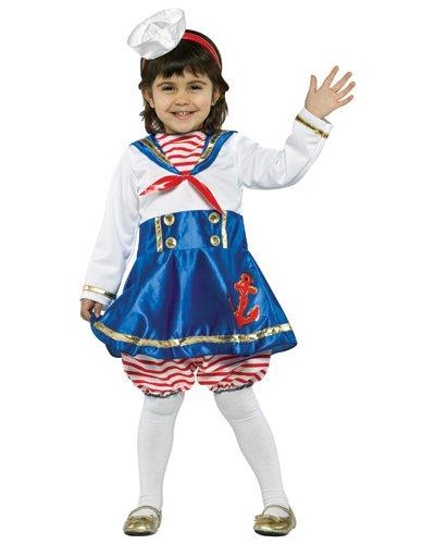 Children Sailor Halloween Costumes