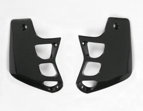 UFO Plastics Radiator Covers - Black , Color: Black HO02620-001