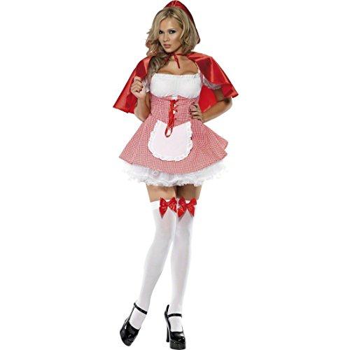 Sexy Rotkäppchen Kostüm Märchen
