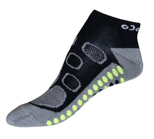 Gococo No Show Circulation Socks - Quick Drying for Running and Active Sport