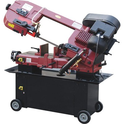 Find Cheap Northern Industrial Metal Cutting Band Saw - 7in. x 12in., 1.5 HP, 115/230V Motor