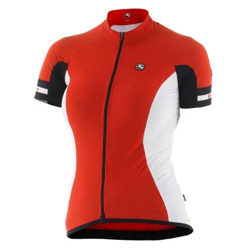 Giordana 2015 Women's Body Clone FR-Carbon Short Sleeve Cycling Jersey - gi-s4-wssj-frca