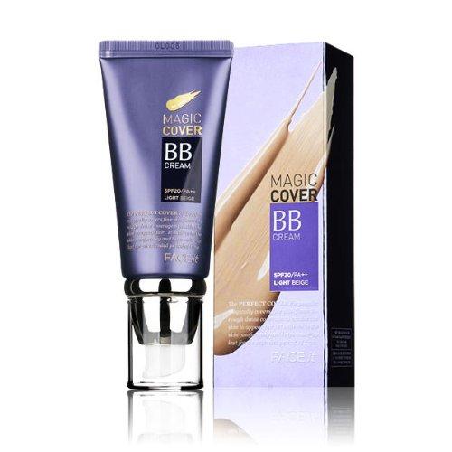 THE FACE SHOP - Face It Magic Cover BB Cream SPF 20 PA++ (#02 Natural Beige) 40ml / 1.35 fl. oz.