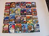 -Souvenir, Unite State 24 Playing Cards Deck Landmarks ,Attractions and Skylines Ov of America