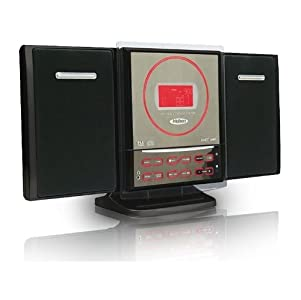Review and Buying Guide of Cheap BigBen MCD06 MP3/USB Music Center - Deluxe Red