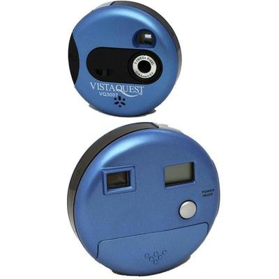 Vistaquest Vq3007B 3 Megapixel Digital Camera (Blue)