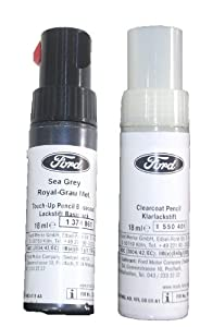 Ford Touch Up Paint - Sea Grey by Ford Motor Company