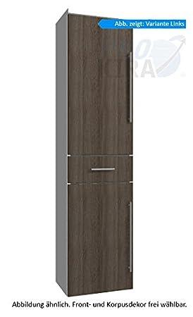 Classic Line Puris (HNA054A7ML / R Tall Cupboard Bathroom Cupboard 40 CM