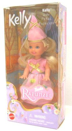Kelly as the Petal Princess Doll - Barbie as Rapunzel - 1