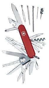 Victorinox Taschenmesser Swiss Champ Plus, 1.8740  Kundenbewertung und Beschreibung